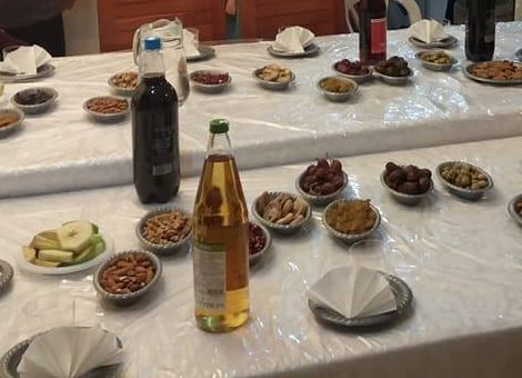 Shivaat Haminim Seven Species and Tu Bishvat Seder